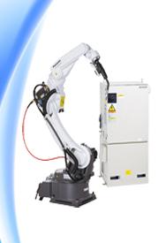 单体机器人焊接系统