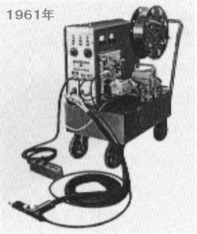 新一代CO2焊机