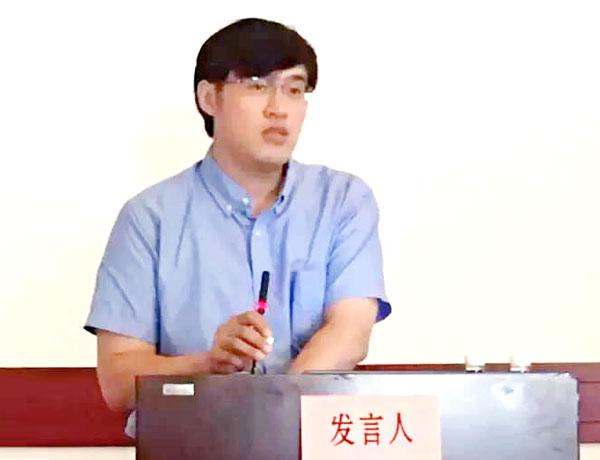 开元集团集团柳铮副董事长参加2016年中国焊接装备产业高峰会议