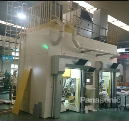 消音器激光焊接系统2