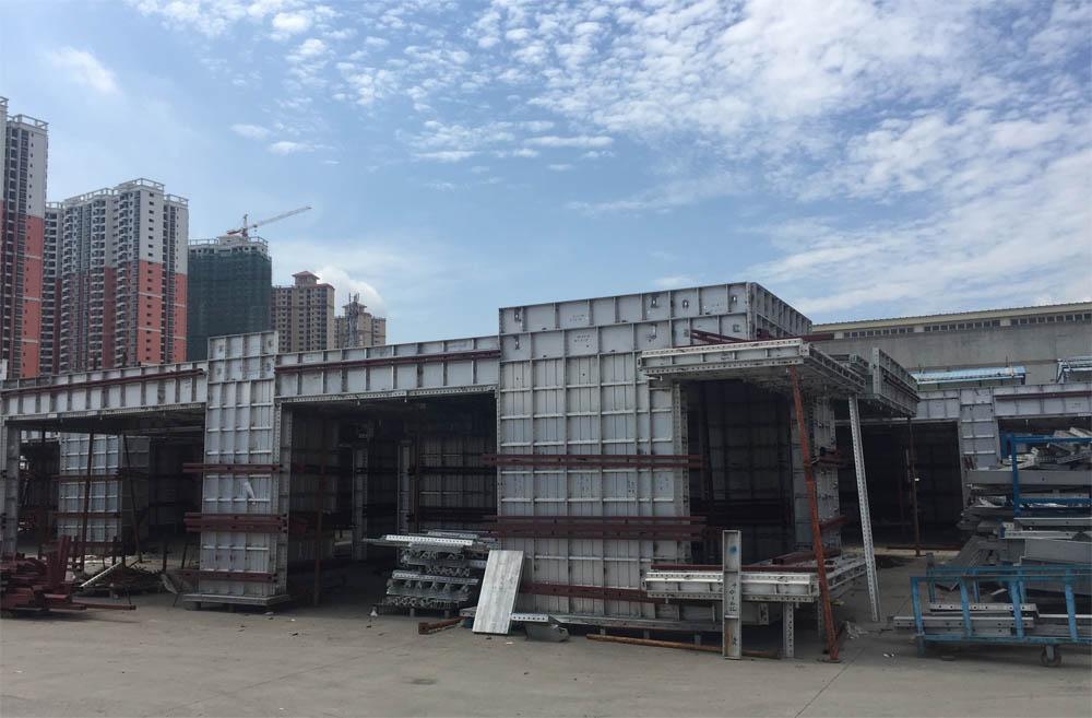 解决方案丨建筑铝模板焊接解决方案