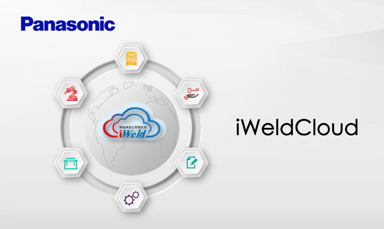 iWeldCloud智能焊接云管理系统