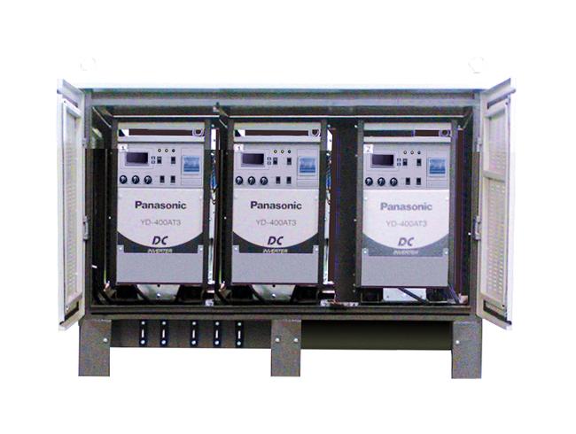 3头400AT3组合电源